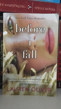 Before I Fall by Lauren Oliver Paperback Mississauga, L5M 5E2