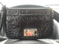 black leather Michael Kors wallet Surrey, V3R 1W2