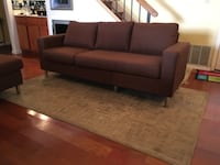 Brand new L shape corner sofa. Free curbside delivery included PINOLE