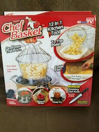 Chef basket Concord, 94521