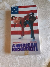 American Kickboxer 1 (1990 VHS) Mississauga, L5R 3C7
