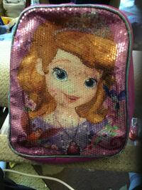 Sophia the First small backpack