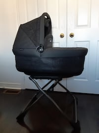 Peg Perego Pop Up Bassinet + Stand - Very Gently Used Markham