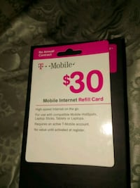T-Mobile $30  Colorado City, 81019