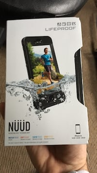 Lifeproof Nuud iPhone case for iPhone 6s