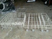 Almost new racks for Frigidaire dishwasher Burlington, L7L 6N8