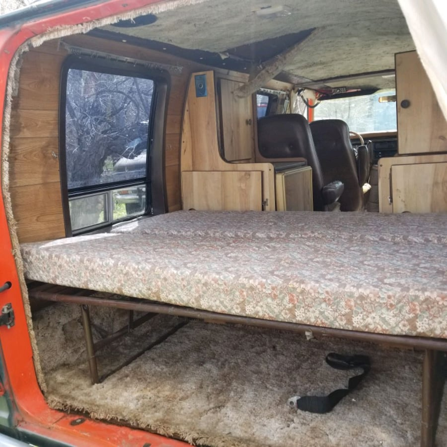 1978 FORD VAN (Need Gone Asap) 6