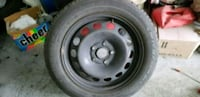 """5x112 16"""" with summer tire  good Toronto, M1X 1Y3"""