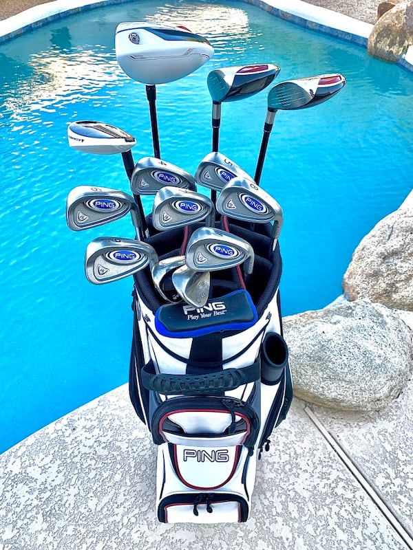 Beautiful Ping and TaylorMade Set 0a0d3df2-a59a-4c16-8647-2a60416ed66c