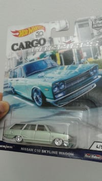 Hot wheels cars, C10 skyline wagon  Brampton, L6Y 2R8