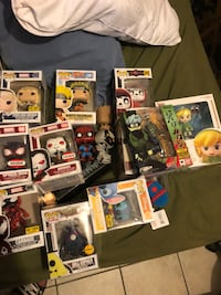 Funko pops and figurines  Palmdale, 93552