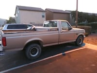 1996 Ford F-150 XL REGULAR CAB SWB STYLESIDE