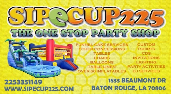 Used Sipecups 225 Business Card For Sale In Baton Rouge Letgo