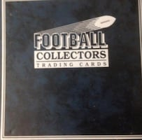 Football Collection Cards