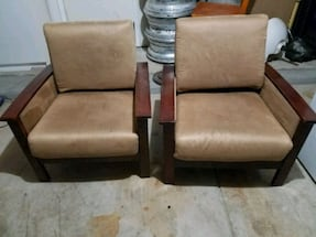 2 Chairs - Alison Furniture Co.