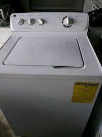 white top-load washing machine District Heights, 20747
