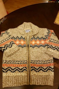Zip sweater sz 12 months Camden