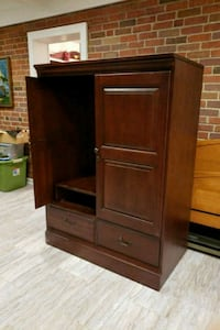 brown wooden cabinet with drawer Gaithersburg, 20877