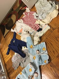 baby's assorted clothes Silver Spring, 20910