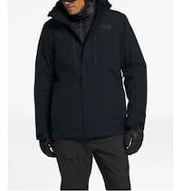 Men's The North Face Clement Triclimate® Jacket TNF Black XXL Coat  Woodbridge Township, 07095