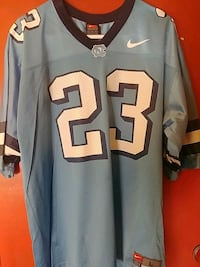 North Carolina NCAA Jersey