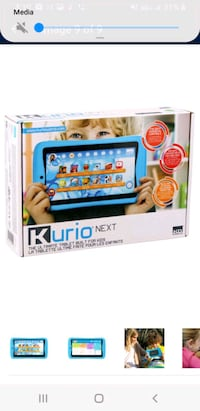 Android Kurio tablet for kids NEW