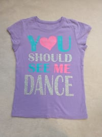 Children's Place dance tee Lorton