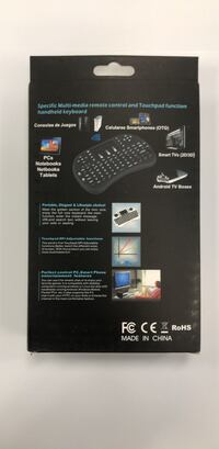 Wireless Keyboard with touchpad Mississauga, L5B