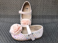 Baby girl shoes with Swarovski crystals Vaughan, L6A 0P1