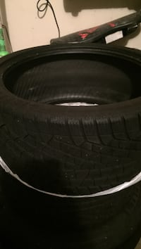 Pirelli snow tires. p 285/30 r20 extra load. two for $200 or $125 each