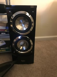 Center speaker/subwoofer