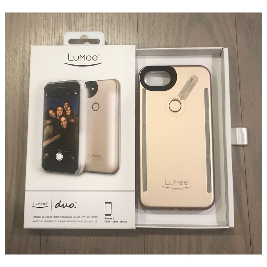 LuMee iPhone 7 Case