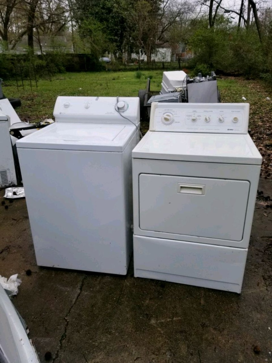 Photo Maytag washer Ken more dryer 100% operational