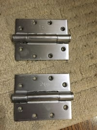 Hinges $5 each or 50 for all Calgary, T3E