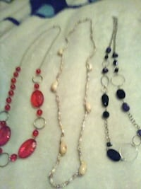 Handmade necklaces- new. Each one, one price Summerville, 29483