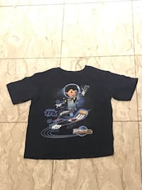 Miles From Tomorrowland T-shirt 538 km