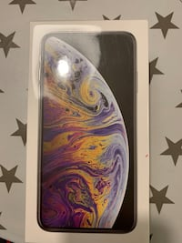 Helt ny iPhone XS max 256 GB Stockholm, 164 32