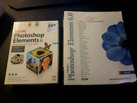 Adobe photoshop elements software and guide book 551 km