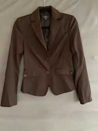 Mexx Brown Blazer - Suit Jacket Sz S Toronto, M5B 1H8