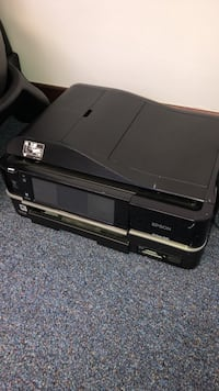 Black epson multi-function printer 2267 mi