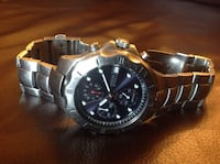 Guess watch - steel 10atm 100m water resistant