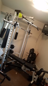 black and gray gym equipment ANNANDALE