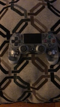 New Crystal Clear- PS4  Controller 225 mi