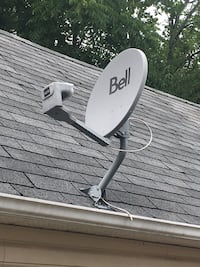 Bell satellite dish and cable Niagara Falls, L2E 1Y9