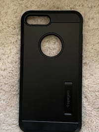 Spigen Tough Armor - IPhone 7/8 plus great protection for your phone