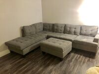 BRAND NEW couch NEED GONE