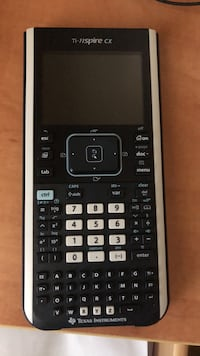 Texas Instruments TI-nspire CX Milan, 20141