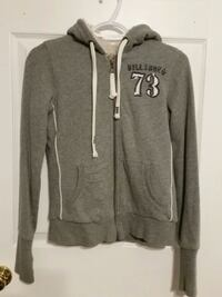 Small billabong hoodie with fur