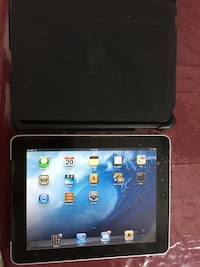 Apple Ipad first generation 64 GB wireless and 3G / cellular unlocked very good condition Montréal, H9K 1S5
