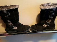 Girl fur boot Laurel, 20707